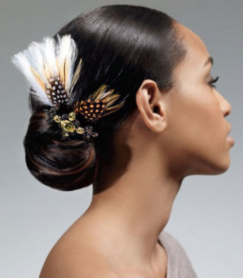 african american bride hairstyles African American Bride Hairstyles african american bride hairstyles 2