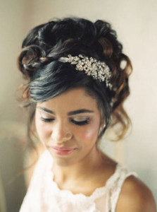 frican American Bride Hairstyles 26 african american bride hairstyles 26 223x300