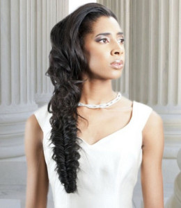 frican American Bride Hairstyles 31 african american bride hairstyles 31 260x300