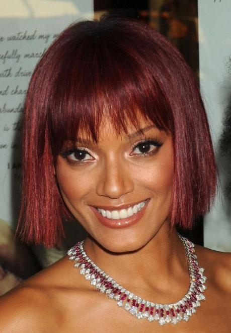 black celebrity hairstyles Best Black Celebrity Hairstyles black celebrity hairstyles 31