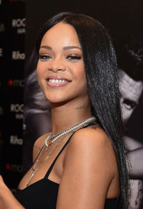Rihanna black celebrity hairstyles 9 black celebrity hairstyles 9 205x300