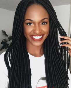 Braid hairstyles for black women 1 braid hairstyles for black women 1 243x300