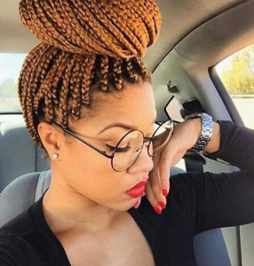 Braid hairstyles for black women 10 braid hairstyles for black women 12 286x300