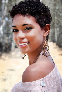 bridal hairstyles for short afro hair 27 bridal hairstyles for short afro hair 26 204x300