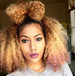 Natural curly african american hairstyles 8 natural curly african american hairstyles 8 297x300