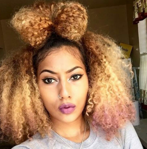 natural curly african american hairstyles Natural Curly African American Hairstyles natural curly african american hairstyles 8