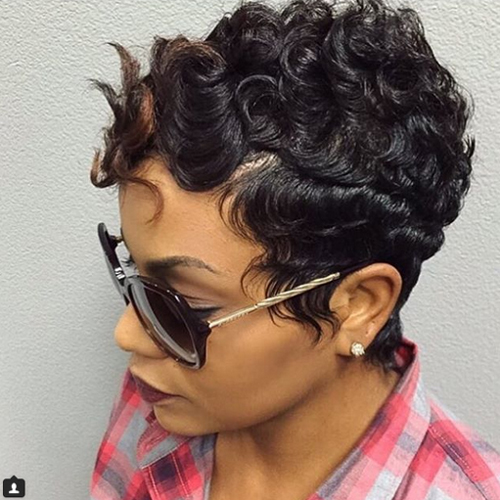 short black hairstyles with bangs Short Black Hairstyles With Bangs short black hairstyles with bangs 9