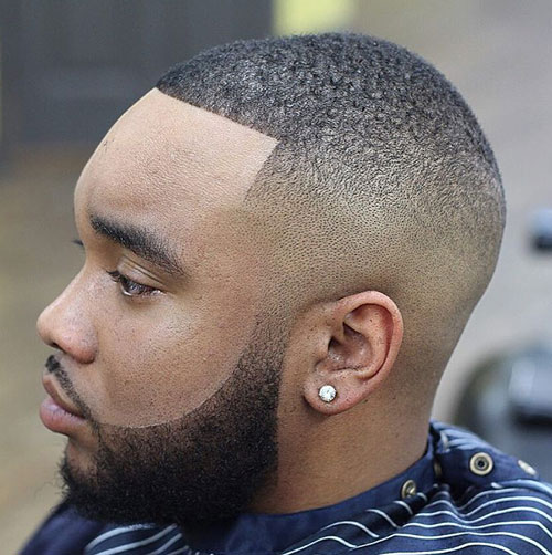 short hairstyles for black men Stylish Short Hairstyles for Black Men short hairstyles for black men 2