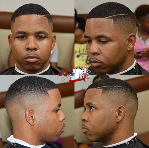 short hairstyles for black men Stylish Short Hairstyles for Black Men short hairstyles for black men 23