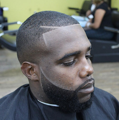 short hairstyles for black men Stylish Short Hairstyles for Black Men short hairstyles for black men 26