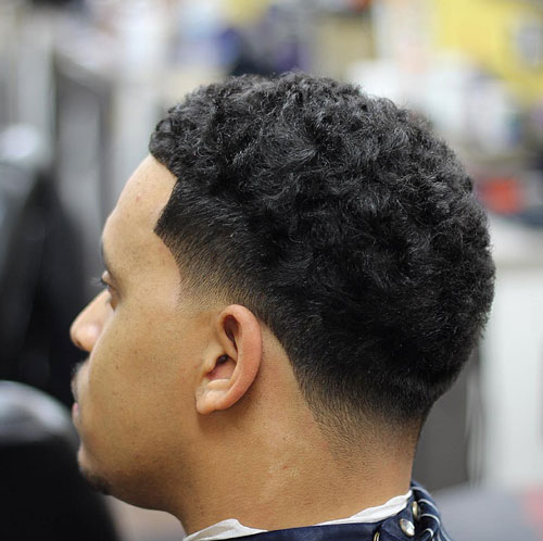 short hairstyles for black men Stylish Short Hairstyles for Black Men short hairstyles for black men 5