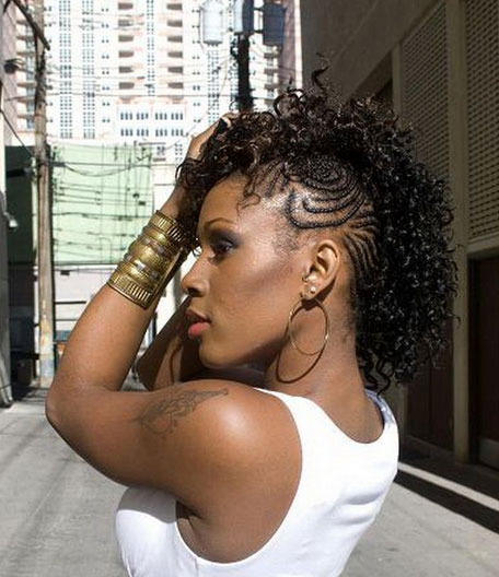 short hairstyles for black women Cute Short Hairstyles for Black Women short hairstyles for black women 13