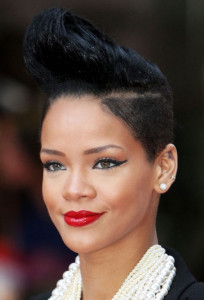 Faux Hawk 2 short hairstyles for black women 18 204x300
