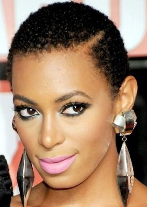 short hairstyles for black women Cute Short Hairstyles for Black Women short hairstyles for black women 24