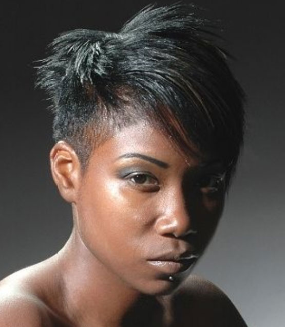 short hairstyles for black women Cute Short Hairstyles for Black Women short hairstyles for black women 25