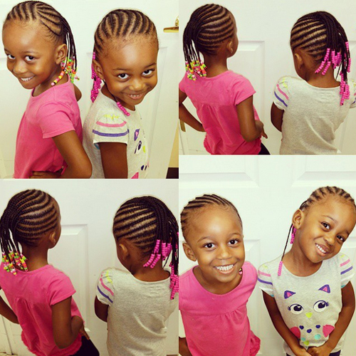 children's braids black hairstyles Trendy Children's Braids Black Hairstyles childrens braids black hairstyles 14