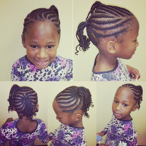 children's braids black hairstyles Trendy Children's Braids Black Hairstyles childrens braids black hairstyles 23
