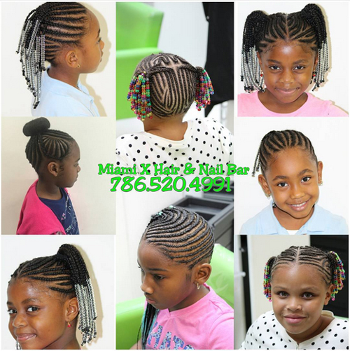 children's braids black hairstyles Trendy Children's Braids Black Hairstyles childrens braids black hairstyles 29