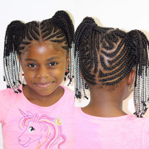 children's braids black hairstyles Trendy Children's Braids Black Hairstyles childrens braids black hairstyles 30