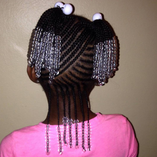 children's braids black hairstyles Trendy Children's Braids Black Hairstyles childrens braids black hairstyles 34