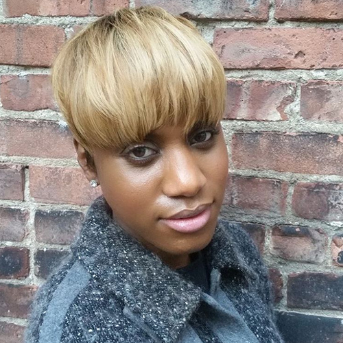 pixie hairstyles for black women The Pixie Hairstyles for Black Women pixie hairstyles for black women 12