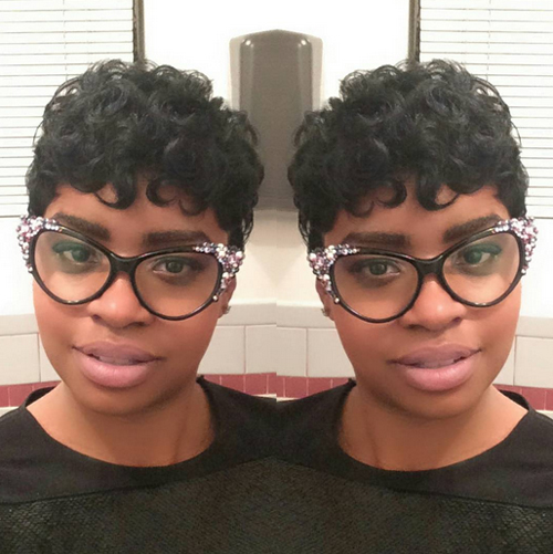 pixie hairstyles for black women The Pixie Hairstyles for Black Women pixie hairstyles for black women 5