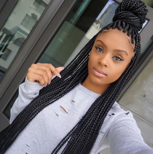 african american updo braided hairs
