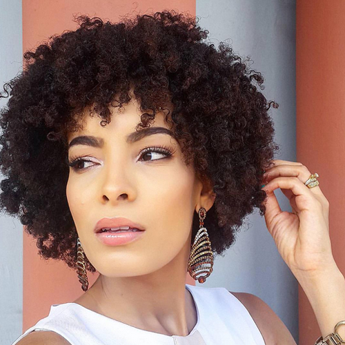natural hairstyles for african american women Popular Natural Hairstyles for African American Women natural hairstyles for african american women 21