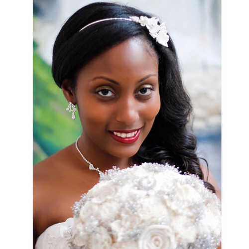 african american wedding hairstyles Different African American Wedding Hairstyles african american wedding hairstyles 1