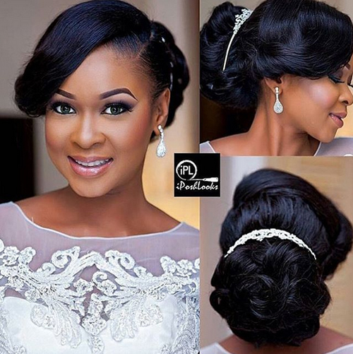 african-american-wedding-hairstyles-15 african american wedding hairstyles Different African American Wedding Hairstyles african american wedding hairstyles 15