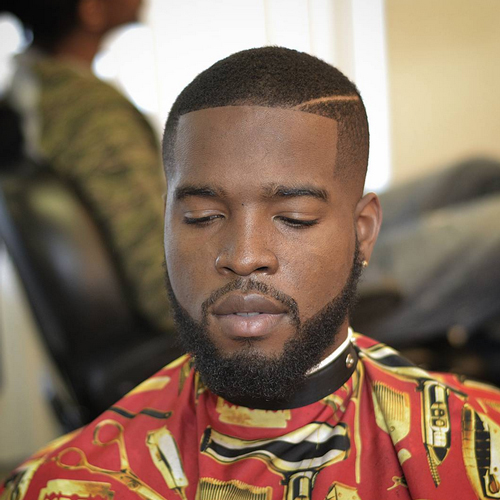 taper fade haircut with beard The Amazing Benefits of a Taper Fade Haircut With Beard and More taper fade haircut with beard 16