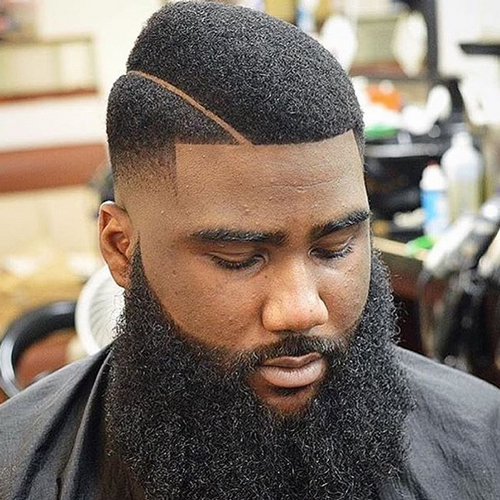 Amazing The Amazing Benefits Of A Taper Fade Haircut With Beard And More Short Hairstyles Gunalazisus