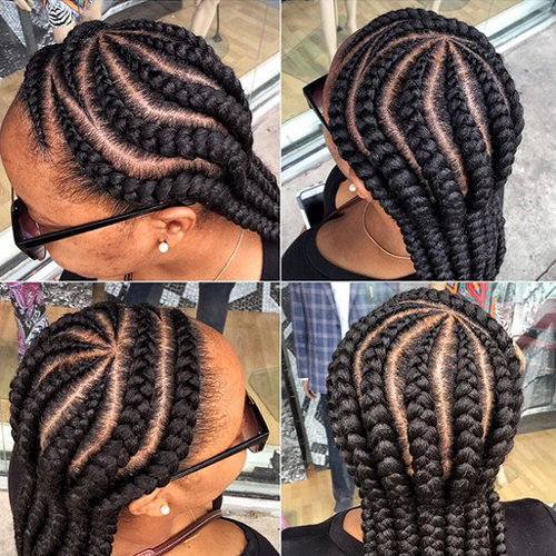 african american cornrow hairstyles African American Cornrow Hairstyles african american cornrow hairstyles 14