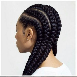 African American Cornrow Hairstyles 5 african american cornrow hairstyles 5 300x300