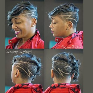 Short Hairstyles for African American Hair 7 short hairstyles for african american hair 7 300x300