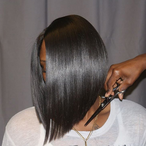 Understanding Bob Haircuts For Black Women African American