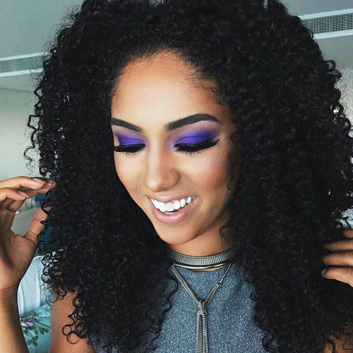 long curly hairstyles How to Take Care of Long Curly Hairstyles for African American Women long curly hairstyles 3