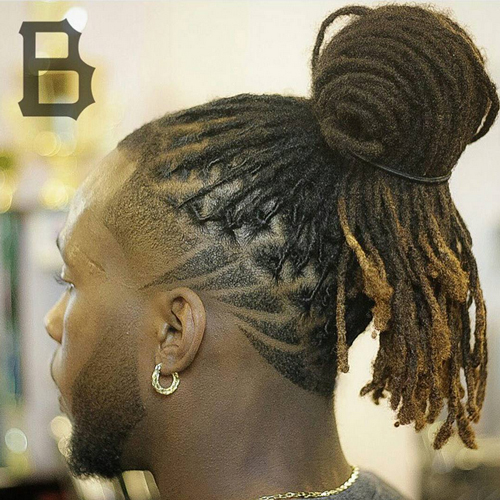 Long Dread Locks black men haircuts 30 Cool Black Men Haircuts 2016 black men haircuts 10