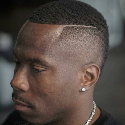 Defined Wave Cut black men haircuts 30 Cool Black Men Haircuts 2016 black men haircuts 19