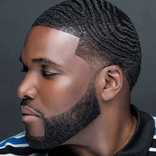 Wavy Fade haircut black men haircuts 30 Cool Black Men Haircuts 2016 black men haircuts 27