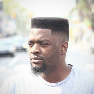 Box Fade Cut black men haircuts 5 300x300