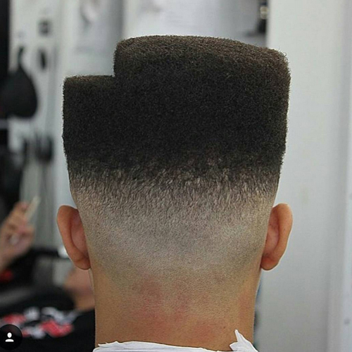 Hi Top Fade + Step black men haircuts 30 Cool Black Men Haircuts 2016 black men haircuts 8